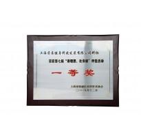 """2009讲上海市""""讲理想,比贡献""""一等奖"""